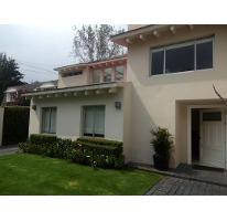 Foto de casa en venta en loma de las flores 84, lomas de vista hermosa, cuajimalpa de morelos, distrito federal, 2458882 No. 01