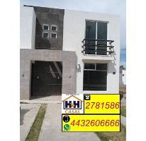 Foto de casa en venta en  , loma larga, morelia, michoacán de ocampo, 2622205 No. 01