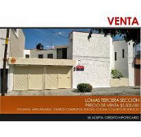 Foto de casa en venta en  , lomas 3a secc, san luis potosí, san luis potosí, 3022800 No. 01