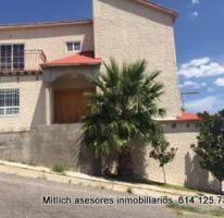 Foto de casa en venta en, lomas altas v, chihuahua, chihuahua, 1446315 no 01