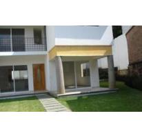 Foto de casa en venta en  , lomas de ahuatepec, cuernavaca, morelos, 2441812 No. 01