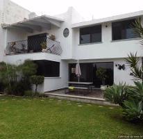 Foto de casa en venta en  , lomas de ahuatlán, cuernavaca, morelos, 3800269 No. 01