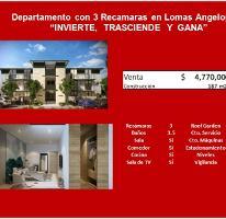 Foto de departamento en venta en lomas de angelopolis 2345, san andrés cholula, san andrés cholula, puebla, 4197387 No. 01