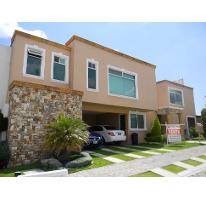 Foto de casa en venta en  , lomas de angelópolis closster 11 11 11, san andrés cholula, puebla, 2039728 No. 01
