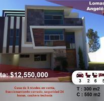 Foto de casa en venta en  , lomas de angelópolis closster 333, san andrés cholula, puebla, 0 No. 01