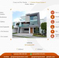 Foto de casa en venta en, lomas de angelópolis closster 777, san andrés cholula, puebla, 1022221 no 01