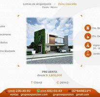 Foto de casa en venta en, lomas de angelópolis closster 777, san andrés cholula, puebla, 1022329 no 01