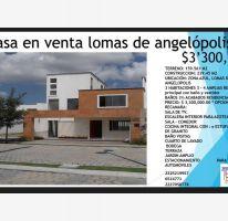 Foto de casa en venta en, lomas de angelópolis closster 777, san andrés cholula, puebla, 1439599 no 01