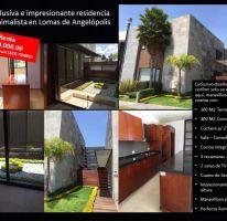 Foto de casa en renta en, lomas de angelópolis ii, san andrés cholula, puebla, 2390710 no 01