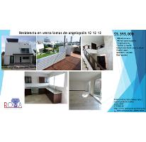 Foto de casa en venta en, lomas de angelópolis ii, san andrés cholula, puebla, 2133279 no 01