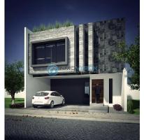 Foto de casa en venta en, lomas de angelópolis ii, san andrés cholula, puebla, 2441055 no 01