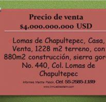 Foto de casa en venta en, lomas de chapultepec i sección, miguel hidalgo, df, 1978936 no 01
