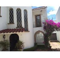Foto de casa en venta en  , lomas de chapultepec ii sección, miguel hidalgo, distrito federal, 2033812 No. 01