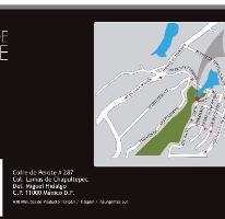 Foto de departamento en venta en  , lomas de chapultepec ii sección, miguel hidalgo, distrito federal, 3505273 No. 01
