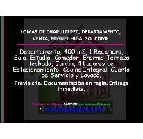 Foto de departamento en venta en  , lomas de chapultepec v sección, miguel hidalgo, distrito federal, 2861600 No. 01