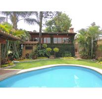 Foto de casa en venta en  , lomas de cortes, cuernavaca, morelos, 1188889 No. 01