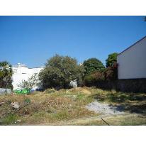 Foto de terreno habitacional en venta en  , lomas de cuernavaca, temixco, morelos, 1702784 No. 01