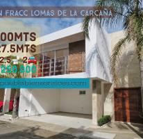 Foto de casa en venta en  , lomas de la carcaña, san pedro cholula, puebla, 4246975 No. 01