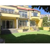 Foto de casa en venta en  , lomas de tecamachalco sección cumbres, huixquilucan, méxico, 2862269 No. 01