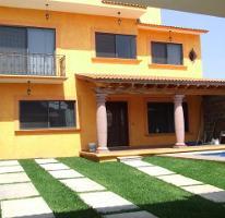 Foto de casa en renta en  , lomas de tetela, cuernavaca, morelos, 1137521 No. 01