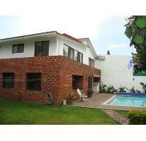 Foto de casa en renta en  -, lomas de tetela, cuernavaca, morelos, 2852220 No. 01