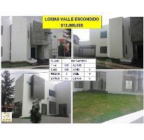 Foto de casa en venta en  , lomas de valle escondido, atizapán de zaragoza, méxico, 1527344 No. 01