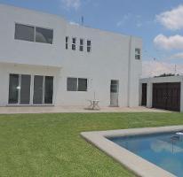 Foto de casa en venta en  , lomas del manantial, xochitepec, morelos, 3424285 No. 01