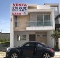 Foto de casa en venta en  , lomas del valle, puebla, puebla, 4245573 No. 01
