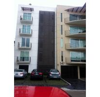 Foto de departamento en renta en  , lomas verdes 6a sección, naucalpan de juárez, méxico, 2563718 No. 01