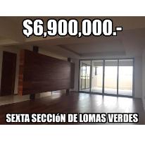 Foto de casa en venta en  , lomas verdes (conjunto lomas verdes), naucalpan de juárez, méxico, 2530996 No. 01