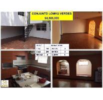 Foto de casa en venta en  , lomas verdes (conjunto lomas verdes), naucalpan de juárez, méxico, 2673047 No. 01