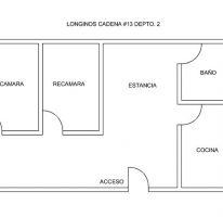 Foto de departamento en renta en longinos cadena 13 int2, obrera, cuauhtémoc, df, 2389900 no 01