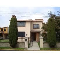 Foto de casa en venta en  , lorena, metepec, méxico, 2253663 No. 01