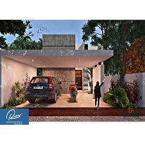 Foto de casa en condominio en venta en, los álamos, mérida, yucatán, 2326318 no 01