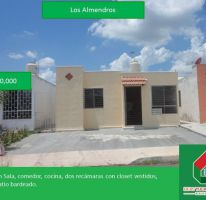 Foto de casa en venta en, los almendros, mérida, yucatán, 2070938 no 01