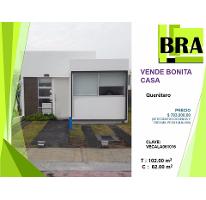 Foto de casa en venta en  , los ángeles, corregidora, querétaro, 2534851 No. 01