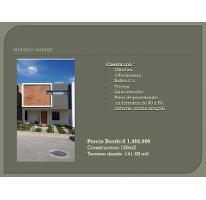 Foto de casa en venta en  , los arroyos i, ii y iii, chihuahua, chihuahua, 2057806 No. 01