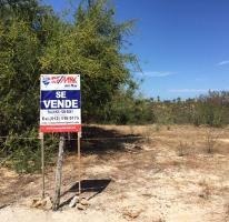 Foto de terreno habitacional en venta en  , los barriles, la paz, baja california sur, 967443 No. 01