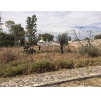 Foto de terreno habitacional en venta en  , los girasoles, tequisquiapan, querétaro, 2619984 No. 01