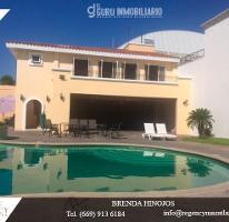 Foto de casa en venta en  , los olivos, mazatlán, sinaloa, 4220793 No. 01