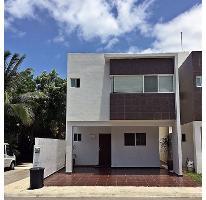 Foto de casa en venta en  , los olivos, solidaridad, quintana roo, 2600764 No. 01