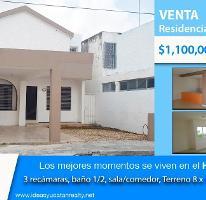 Foto de casa en venta en  , los pinos, mérida, yucatán, 3679728 No. 01