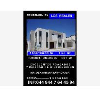 Foto de casa en venta en  , los reales, saltillo, coahuila de zaragoza, 2679550 No. 01