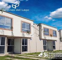 Foto de casa en venta en los reyes acozac 0, unidad familiar c.t.c. de zumpango, zumpango, méxico, 3682013 No. 01