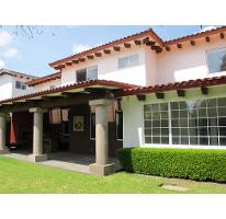 Foto de casa en renta en  , los robles, lerma, méxico, 2642805 No. 01