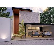 Foto de casa en venta en lote 10 privada cedro parque central libramiento cholul - santa maria chi sitpach , cholul, mérida, yucatán, 2881582 No. 01