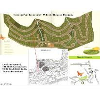 Foto de terreno habitacional en venta en lote 12 manzana 42 00, valle de bosquencinos 1era. etapa, monterrey, nuevo león, 2658766 No. 01