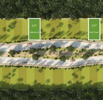 Foto de terreno habitacional en venta en lotes 11 y 17 , temozon norte, mérida, yucatán, 3778107 No. 01
