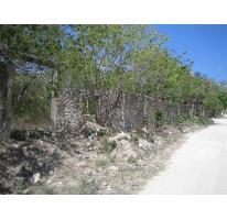 Foto de terreno habitacional en venta en buitron, alfredo v bonfil, benito juárez, quintana roo, 991467 no 01