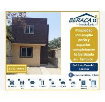 Foto de casa en venta en  , luis donaldo colosio, tampico, tamaulipas, 2782950 No. 01